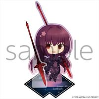 Stand Pop - Acrylic stand - Fate/Grand Order / Lancer & Scathach