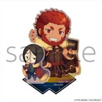 Stand Pop - Acrylic stand - Fate/Grand Order / Iskandar (Fate Series)