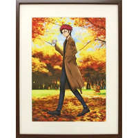 Original Drawing (Replica Illustration) - Art Board - K / Suoh Mikoto