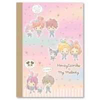 Notebook - HoneyWorks