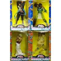 (Full Set) DX Figure (Banpresto) - Jojo no Kimyou na Bouken / Jyoutarou & Dio & Star Platinum
