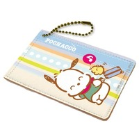 Commuter pass case - Sanrio / Pochacco