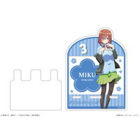 Smartphone Stand - Acrylic stand - The Quintessential Quintuplets / Nakano Miku