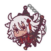 Tsumamare Key Chain - Fate/Grand Order / Okita Souji (Alter)