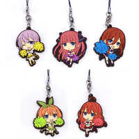 (Full Set) Rubber Strap - The Quintessential Quintuplets