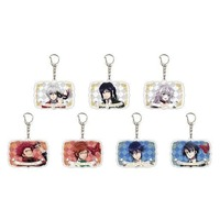 (Full Set) Acrylic Key Chain - K