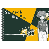 Sketchbook - Inazuma Eleven Series