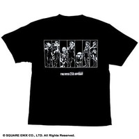 T-shirts - Final Fantasy Series Size-L