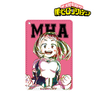 Commuter pass case - Ani-Art - My Hero Academia / Uraraka Ochako