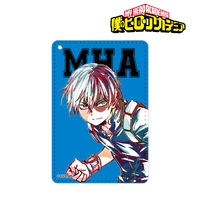Commuter pass case - Ani-Art - My Hero Academia / Todoroki Shouto
