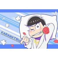 Pillow Case - Osomatsu-san / Karamatsu