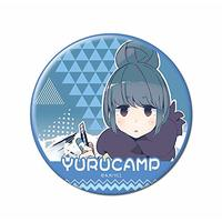Badge - Yuru Camp / Shima Rin