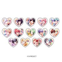 Acrylic Badge - B-Project: Kodou*Ambitious