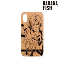 Smartphone Cover - iPhone11 case - BANANA FISH / Ash Lynx