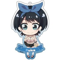 Acrylic Key Chain - Rent-A-Girlfriend / Sarashina Ruka