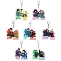 (Full Set) Acrylic Key Chain - WORLD TRIGGER
