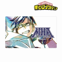 Card Stickers - Ani-Art - My Hero Academia / Iida Tenya