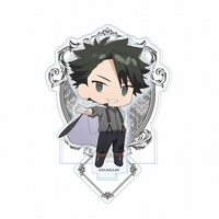 Stand Pop - Acrylic stand - Yuukoku no Moriarty (Moriarty the Patriot) / Sebastian Moran (Moriarty the Patriot)