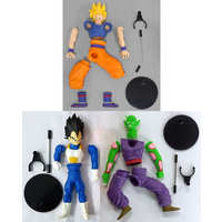 (Full Set) Sofubi Figure - Dragon Ball / Vegeta & Goku & Piccolo