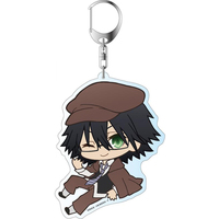 Big Key Chain - Puni Chara - Bungou Stray Dogs / Edogawa Ranpo