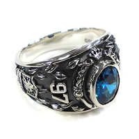 Ring - Twisted Wonderland / Silver & Ignihyde Size-13