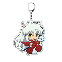 Big Key Chain - Puni Chara - InuYasha