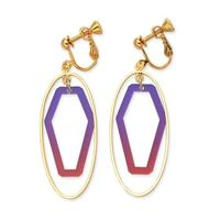 Earrings - Twisted Wonderland / Pomefiore