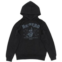 Hoodie - Pullover - Re:ZERO / Rem Size-L