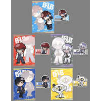 (Full Set) Postcard - Blood Blockade Battlefront
