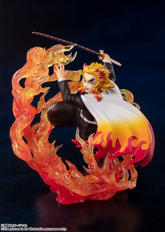 Figure - Demon Slayer / Rengoku Kyoujurou