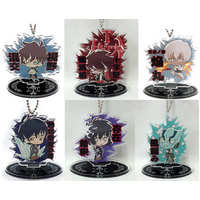 (Full Set) Acrylic stand - COLLABO CAFE HONPO - Blood Blockade Battlefront