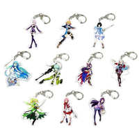 (Full Set) Trading Acrylic Key Chain - Sword Art Online
