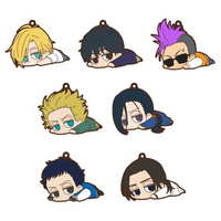 (Full Set) Rubber Strap - Daru~n - BANANA FISH