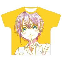 T-shirts - Ani-Art - The Quintessential Quintuplets / Nakano Ichika Size-XL