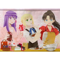Tapestry - Today's Menu for the Emiya Family / Rin & Sakura & Saber