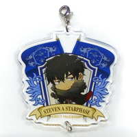 Key Chain - Blood Blockade Battlefront / Steven A Starphase