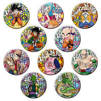 (Full Set) Badge - Dragon Ball