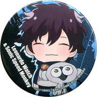 Badge - Blood Blockade Battlefront / Sonic & Leonard