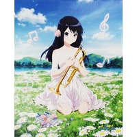 Art Board - Canvas Board - Hibike! Euphonium / Kōsaka Reina