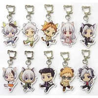 (Full Set) Trading Acrylic Key Chain - Tama and Friends