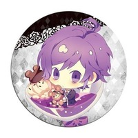 Trading Badge - Chapon! - DIABOLIK LOVERS / Sakamaki Kanato