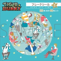 Stickers - TIGER & BUNNY