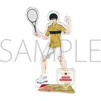 Acrylic stand - Stand Pop - Prince Of Tennis / Rikkai University of Junior High School & Kirihara & Hyoutei