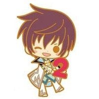 Rubber Strap - Tales of Graces / Asbel Lhant