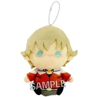Yubi no Ue Series - TIGER & BUNNY / Barnaby Brooks Jr.