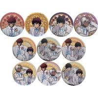 (Full Set) Trading Badge - Blood Blockade Battlefront / Steven & Zap & Klaus & Leonard