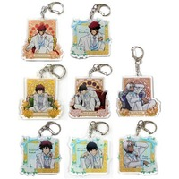 (Full Set) Trading Acrylic Key Chain - Blood Blockade Battlefront / Steven & Zap & Klaus & Leonard