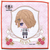 Hand Towel - Senjuushi : the thousand noble musketeers / Nicola (Senjuushi)
