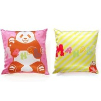 Cushion - Shirokuma Cafe / Panda-kun