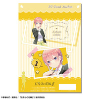 Card Stickers - The Quintessential Quintuplets / Nakano Ichika